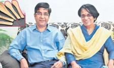Know How Narayana Peesapaty Invented Edible Spoons - Sakshi