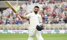 Virat Kohli Records In 3rd Test Against England - Sakshi