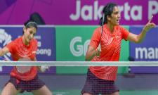 Saina Nehwals defeat knocks India out of womens team event - Sakshi