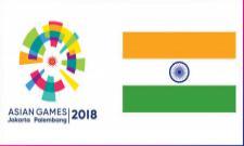 Asian games 2018: today india schedule - Sakshi