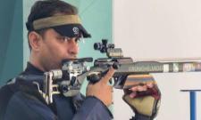 Sanjeev Rajput wins silver in 50m Rifle 3 positions shooting - Sakshi