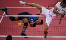 India claims bronze in Sepaktakraw - Sakshi