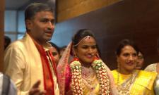 Uyyalawada Narasimha Reddy Grand Daughter Marriage - Sakshi