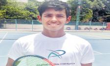 Apuroop Reddy to Qualify Main Draw of ITF Futures Tourney - Sakshi