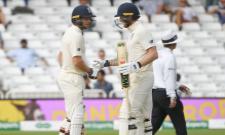 Jos Buttler Half Century In 3rd Test Against Team India - Sakshi