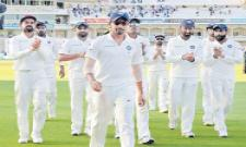 3rd Test: Bumrah wreaks havoc to put India on brink of victory - Sakshi