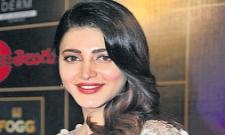 Women have no respect or I will not agree :shruti hassan - Sakshi