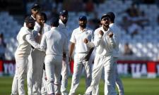 Team India Performing Well In Southampton Test - Sakshi