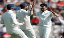 India vs England, 4th Test: Indian pacers dismiss England for 246 on day 1  - Sakshi