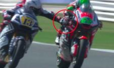 Motorbike racer Romano Fenati sacked after grabbing rivals brake during race - Sakshi