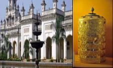Police Chased Nizams Museum Theft Case - Sakshi