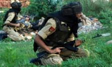 Encounter underway in J&K Kulgam, 5 terrorists killed - Sakshi
