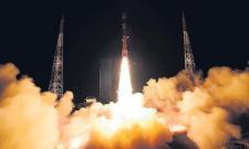 Two British satellites launch from India - Sakshi