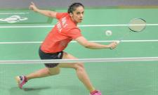 Saina Nehwal Crashes Out in First Round - Sakshi