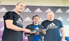 Adidas signs brand endorsement deal with Hima Das - Sakshi