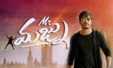Mr Majnu First Look - Sakshi