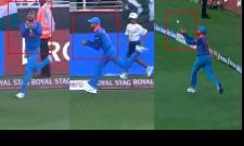 Asia Cup 2018- Manish Pandey Super Catch  - Sakshi
