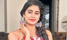 jhanvi kapoor talk about the her father  - Sakshi