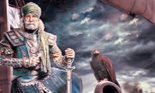 Amitabh Bachchan is commander Khudabaksh - Sakshi