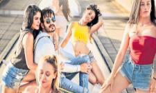 akhil mister majnu first look, teaser release - Sakshi