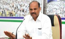 Parthasarathy Fires On TDP Government  - Sakshi