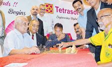 Kushagra Mohan wins International Chess Tourney  opener  - Sakshi