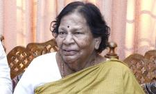 Manchu Mohan Babu's mother passes away - Sakshi
