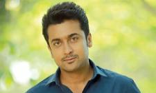 Mohanlal starts shooting with Suriya for KV Anand new film - Sakshi