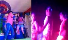 East Godavari- Police Arrested Two For Pornography Dances - Sakshi