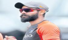 Asia Cup: Hardik Pandya's injury makes way for Ravindra Jadeja - Sakshi
