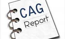 CAG report-Irrigation projects not running - Sakshi