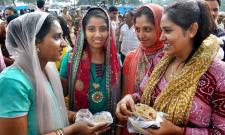 Nellore gearing up for Roti festival - Sakshi