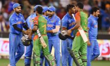 India beat Bangladesh by 7 wickets - Sakshi