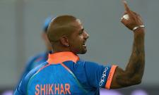 Shikhar Dhawan Joins Illustrious List With This Unique Record - Sakshi
