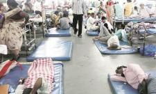 High Alert In Uttar Pradesh After Mystery Fever Claims 84 Lives - Sakshi