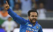 Dhoni masterstroke turned Kedar Jadhavs career around - Sakshi