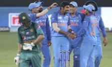 Pakistan Set Target Of 238 Runs Against India - Sakshi