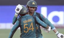 Pakistan Loss Sarfraz Ahmed Wicket - Sakshi