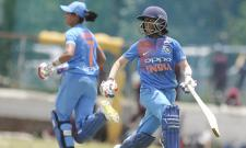 India beat Srilanka to Clinch T20 Series - Sakshi