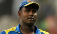 Im a scapegoat says sacked Sri Lanka captain Mathews - Sakshi