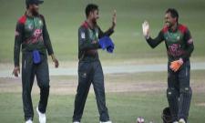 Bangladesh beat Afghanistan by three runs - Sakshi