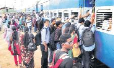 Railway Insurance Charge - Sakshi