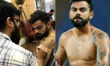 Virat Kohli Tattoos And Their Meanings - Sakshi