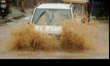 11 killed as rains pound north India, red alert in Punjab  - Sakshi