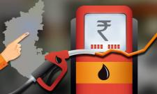 Fuel prices continue to surge, rates at all-time high across country - Sakshi