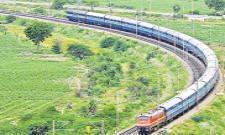 Railways to Amravati with Rs 883 crores - Sakshi