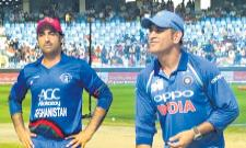 MS Dhoni captains India for 200th time in one-day internationals - Sakshi