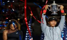 US Open 2018,Naomi Osaka wins title after Serena Williams outburst - Sakshi