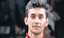 Youth Olympics 2018: Lakshya Sen settles for silver medal in Badminton - Sakshi