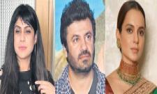 Kangana Ranaut lashes out at Vikas Bahl's ex-wife - Sakshi